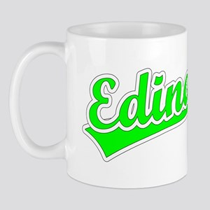 Retro Edina (Green) Mug