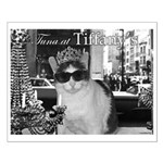 Tuna at Tiffany's Small Poster