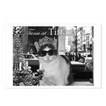 Tuna at Tiffany's Postcards (Package of 8)