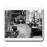 Tuna at Tiffany's Mousepad