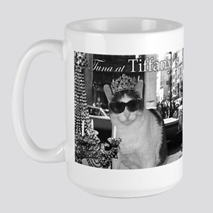 Tuna at Tiffany's Large Mug