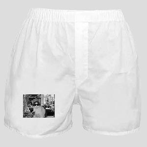 Tuna at Tiffany's Boxer Shorts