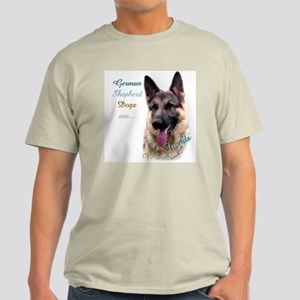 GSD Best Friend1 Light T-Shirt