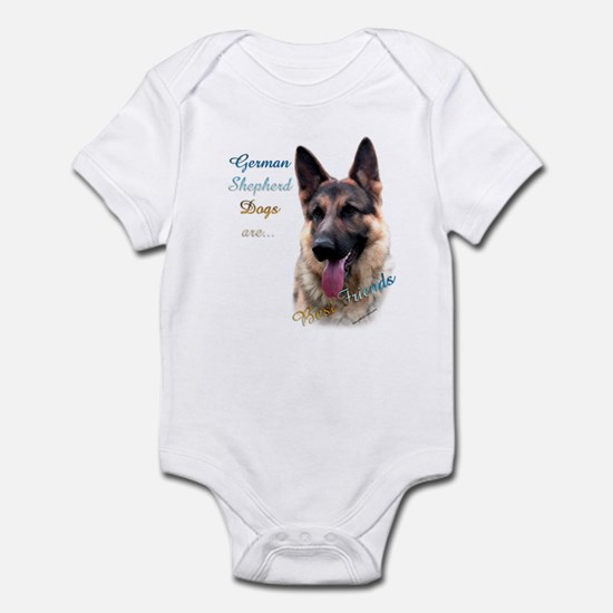 GSD Best Friend1 Infant Bodysuit