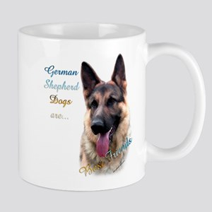 GSD Best Friend1 Mug