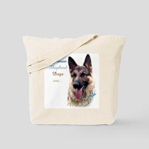 GSD Best Friend1 Tote Bag