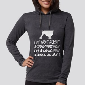 Im Not Just Dog Person Im Lowc Long Sleeve T-Shirt