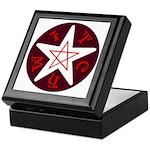 Penta-Witch Keepsake Box