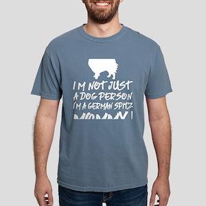 Im Not Just Dog Person Im German Spitz Mom T-Shirt