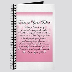 TEARS ON YOUR PILLOW Journal