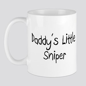 Daddy's Little Sniper Mug