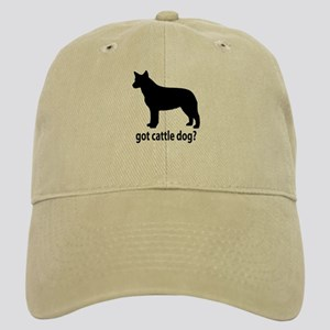 Got Cattle Dog? Cap