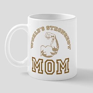 World's Strongest Mom Mug