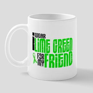 I Wear Lime Green For My Friend 6 Mug
