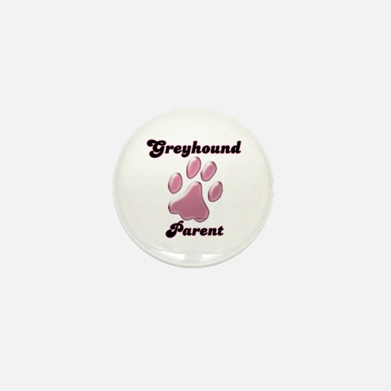 Parent Pink Mini Button