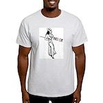Miss Cue Ash Grey T-Shirt