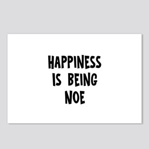 Happiness is being Noe Postcards (Package of 8)