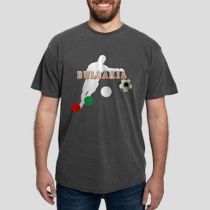 Bulgarian Soccer Player Mens Comfort Colors Shirt