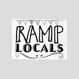 Ramp Locals 5'x7'Area Rug