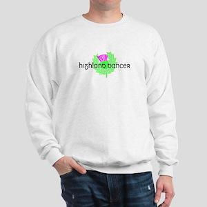 Highland Dancer THISTLE Sweatshirt