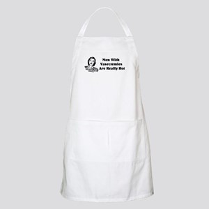 Men With Vasectomies Apron