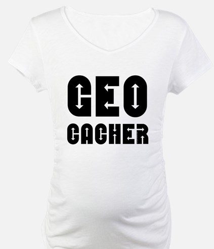 Geocacher Arrows Shirt