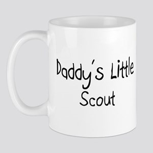Daddy's Little Scout Mug