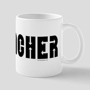 Geocacher Arrows Mug