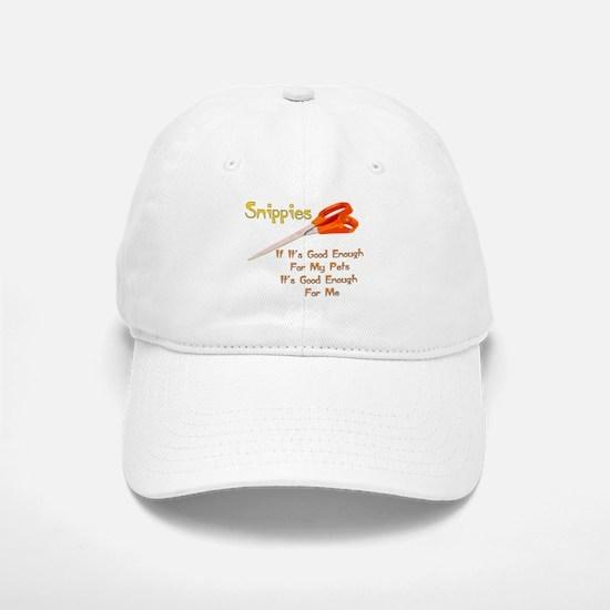 Snippies Baseball Baseball Cap