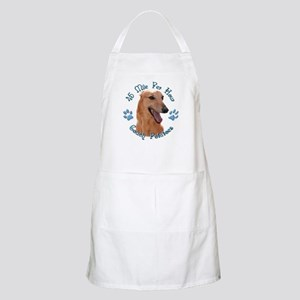 Red Couch BBQ Apron