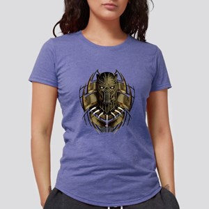 Black Panther Killmonger Womens Tri-blend T-Shirt