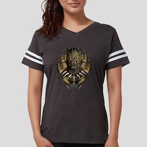 Black Panther Killmonger Womens Football Shirt