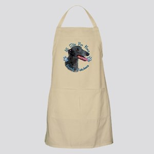 Black Couch BBQ Apron
