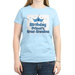 1st Birthday Prince's Great G Women's Light T-Shir