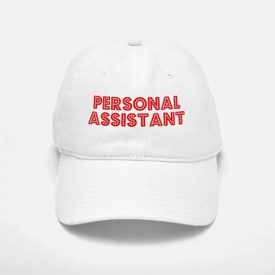 Retro Personal As.. (Red) Baseball Baseball Cap