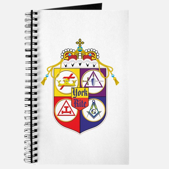 York Rite Crest Journal