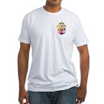 York Rite Crest Fitted T-Shirt