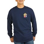 York Rite Masons Long Sleeve Dark T-Shirt