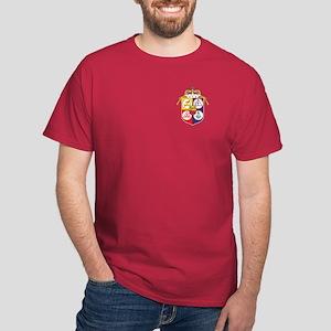 York Rite Crest Dark T-Shirt