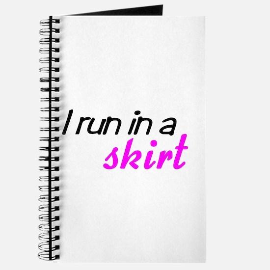 Cute Run like a girl Journal