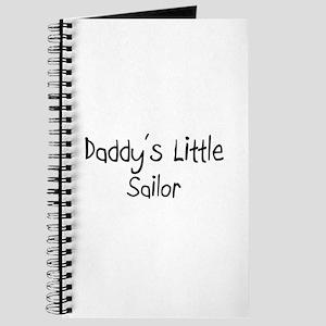 Daddy's Little Sailor Journal