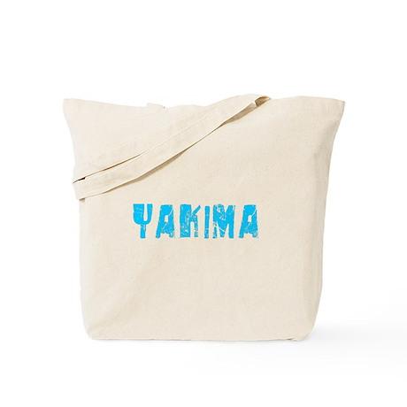Yakima Faded (Blue) Tote Bag