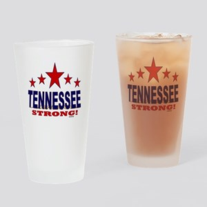 Tennessee Strong! Drinking Glass