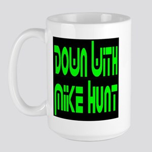 Down with MH Mugs