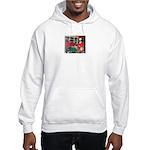 Playaz Wear Hooded Sweatshirt