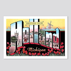 Holland gifts cafepress holland michigan greetings postcards package of 8 m4hsunfo