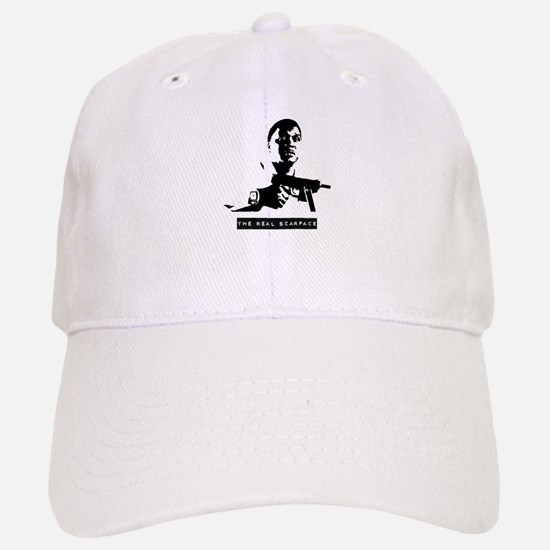 The Real Scarface Baseball Baseball Cap