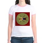 Fly Jr. Ringer T-Shirt