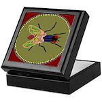 Fly Keepsake Box
