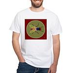 Fly White T-Shirt